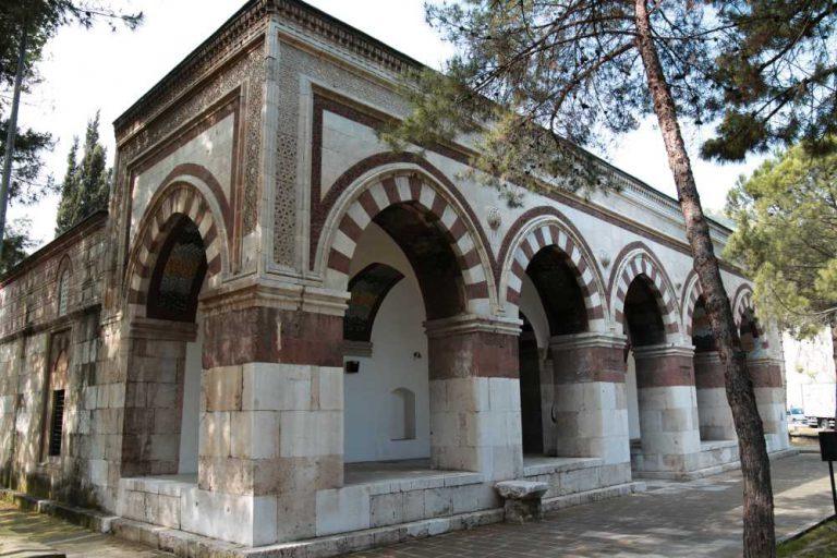 Bayezid Paşa Cami